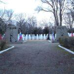 Воинское мемориальное кладбище, ул. Мирошника
